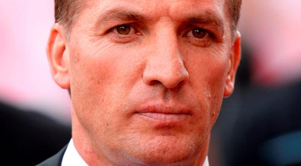 Brendan Rodgers Photo: Martin Rickett/PA Wire