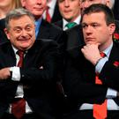 'Whether he sought it or not, Brendan Howlin has been given a coronation and the young pretender, Alan Kelly, has been cast aside for now