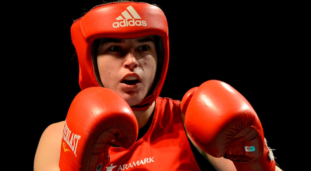 Katie Taylor's firm benefited from her gold medal success at the London Olympics. SPORTSFILE