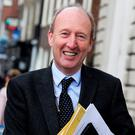 Minister for Sport, Transport and Tourism Shane Ross. Photo: Tom Burke