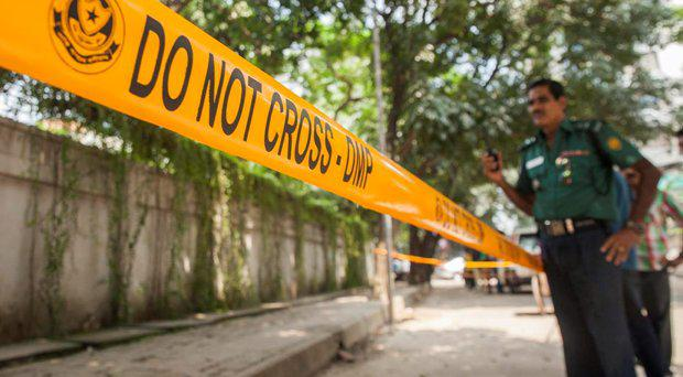 There have been a number of murders in Bangladesh over the last year AFP/Getty
