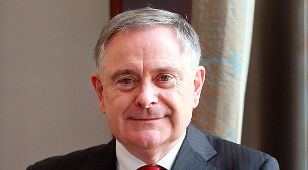 New leader: Brendan Howlin Photo: Frank Mc Grath