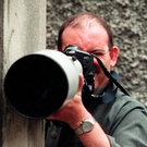 Spying game: Detectives use a variety of methods to observe their targets Photo: Gerry Mooney