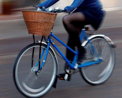 'Visit the shop, select the bike and equipment you wish to buy - and then ask the shop to invoice your employer directly for the cost...' Photo: Reuters
