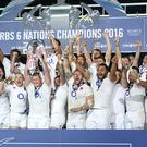 England won the Grand Slam in 2016 and some seem very confident they will repeat the feat this year