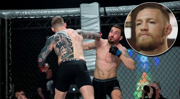 Conor McGregor was present at the fight which resulted in the death of Joao Carvalho