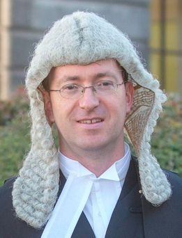 Barrister Seán Guerin SC was paid €126,300 for the report Photo: Mark Condren