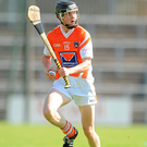 Conor Corvan played a key role for Armagh. Photo: Pat Murphy/Sportsfile