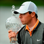 McIlroy admitted he shed tears as he cinched victory. Photo: Sportsfile