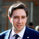 New Health Minister Simon Harris Photo: Tom Burke