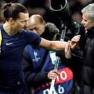 Zlatan Ibrahimovic and Jose Mourinho are expected to link up at Manchester United