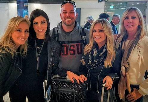 Real Housewives OC heading to Dublin