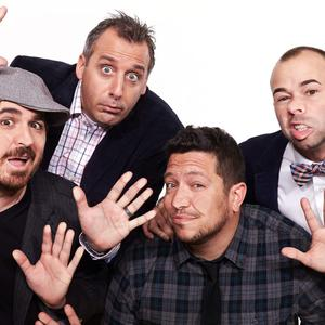 Impractical Jokers are coming to Dublin