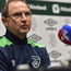 23 May 2016; Manager of Republic of Ireland Martin O'Neill during a press conference in the National Sports Campus, Abbotstown, Dublin. Photo by David Maher/Sportsfile