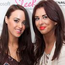 Emily MacKeogh and Suzy Griffin pictured at BloggerConf 2016 at The Marker Hotel. Picture: Patrick O'Leary