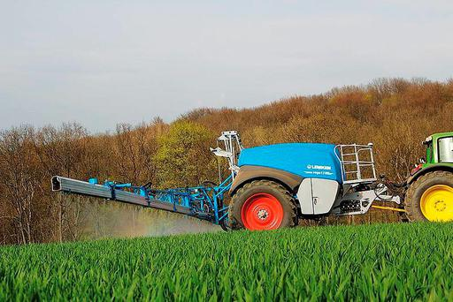 The Vega is the first trailed sprayer to be developed internally by Lemken and is aimed at contractors and larger farmers.