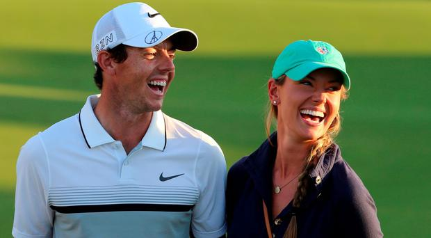 Rory McIlroy hopes he and fiancee Erica Stoll will start a family
