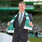 Rodgers: New Celtic boss. Photo: Steve Welsh/Getty Images