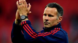 Ryan Giggs faces a crucial decision on his future in management. Photo: Dylan Martinez/Reuters