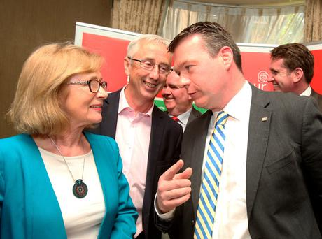 Labour TD Jan O'Sullivan has said she never told Alan Kelly she would back his bid to be party leader