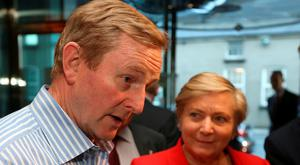 Taoiseach Enda Kenny. Photo: Damien Eagers
