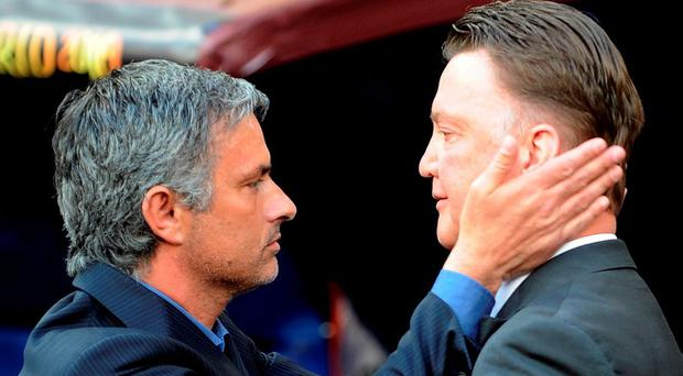 Jose Mourinho will replace Louis Van Gaal as the Manchester United manager. Photo: Pedro Armestre/AFP/Getty Images
