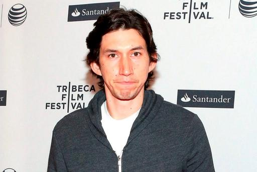 Adam Driver, who plays evil Kylo Ren in 'Star Wars' Episodes VII and VIII, has been putting in the hours at a local gym in Dingle