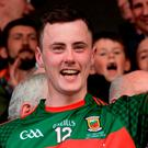 Mayo's Diarmuid O'Connor. Photo: Piaras Ó Mídheach / Sportsfile