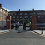 The scene of this shooting in Dublin's north inner city