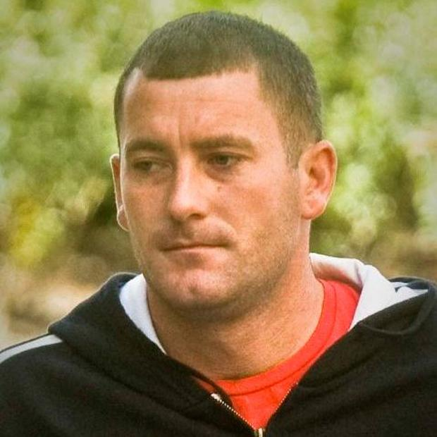 Gareth Hutch who was shot dead in Dublin's north inner city.