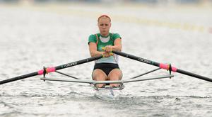 Sanita Puspure: the latest addition to Ireland's Olympic team. Stephen McCarthy / SPORTSFILE