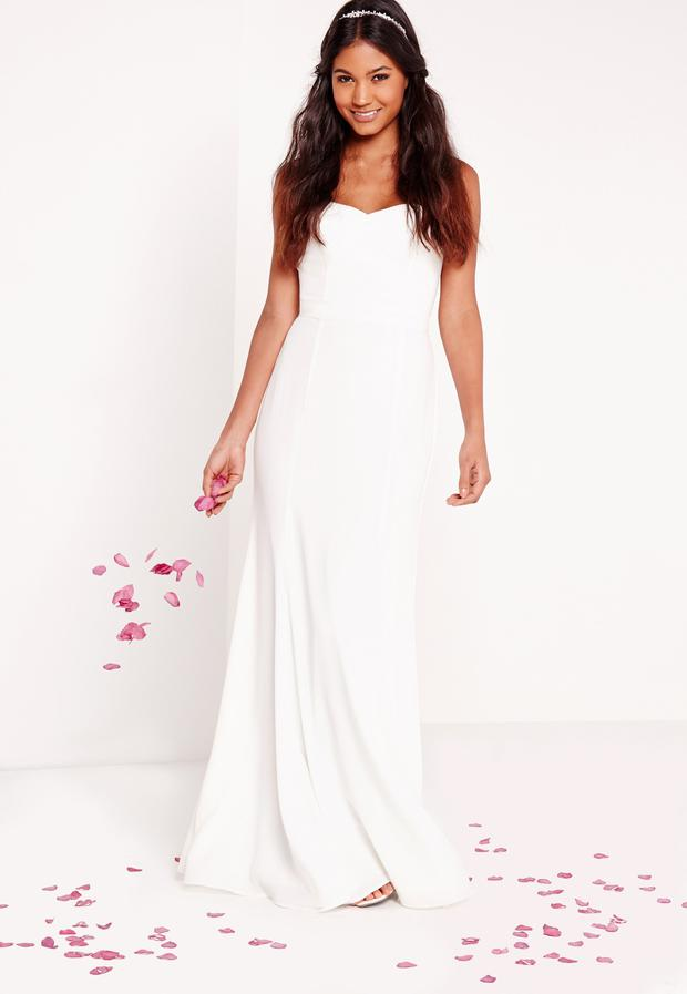 3515dd2af97 Missguided have launched a budget bridal range - and it's not half ...