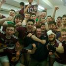 Warren Casserly's 34th-minute goal proved to be the crucial score for Adrian Moran's Westmeath side: MIDLANDS 103 SPORT