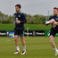 Harry Arter, training with the Ireland squad: David Maher/Sportsfile