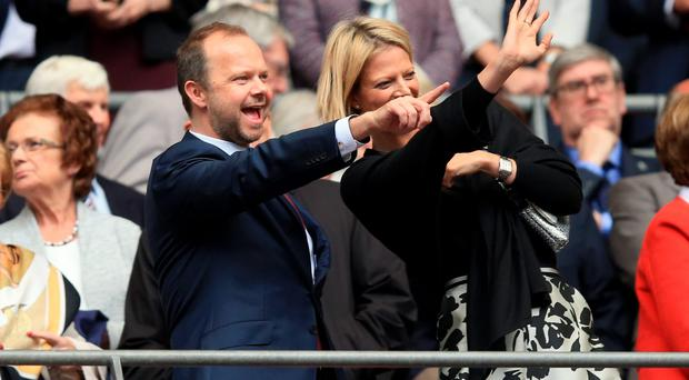 Ed Woodward: Set for new appointment: Mike Egerton/PA Wire