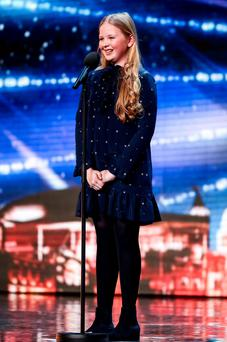 Beau Dermott who have been voted through to this year's final for ITV1's talent show, Britain's Got Talent.Syco/Thames TV/PA Wire