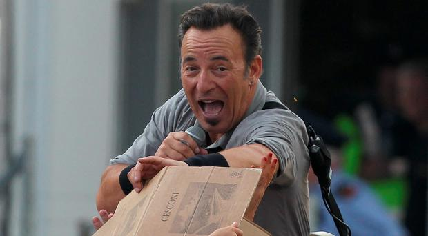 Get out the shades for the Boss: Summer to arrive in time for Bruce Springsteen gigs