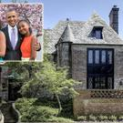 The Obamas are set to move into a palatial home in the Kalorama neighbourhood of Washington DC. Photo Credit: MRIS.com