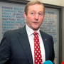 Taoiseach Enda Kenny. Photo: :Arthur Carron