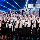 Presentation choir Kilkenny on Britain's Got Talent