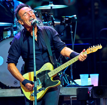 Bruce Springsteen. Photo: Robert Altman /Invision/AP