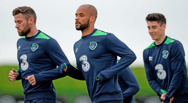 McGoldrick may have had a chance to emulate Walters' in the Ireland squad. Photo: Seb Daly/Sportsfile