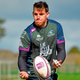 Connacht's Jake Heenan Picture credit: Paul Mohan / SPORTSFILE