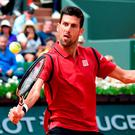 Djokovic: Through to third round Getty Images