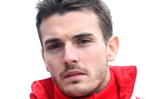 The late Formula One driver Jules Bianchi (Picture: Mark Thompson/Getty Images)