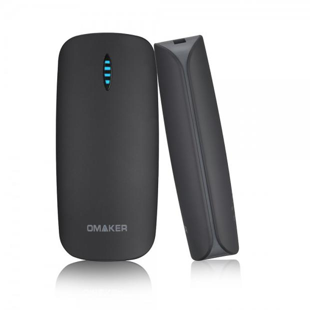 Omaker 5200mAh Portable Rubberized External Battery Power Bank with Flashlight (5)-600x600.jpg