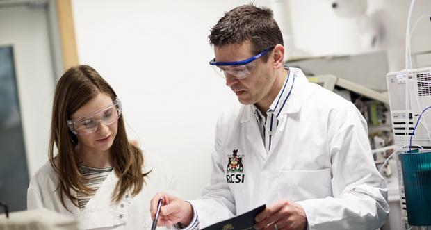 RCSI students are taught by top scientists and clinicians