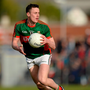 Mayo's Diarmuid O'Connor is an ideal sweeper according to former star Pat Fallon Picture credit: Piaras Ó Mídheach / SPORTSFILE