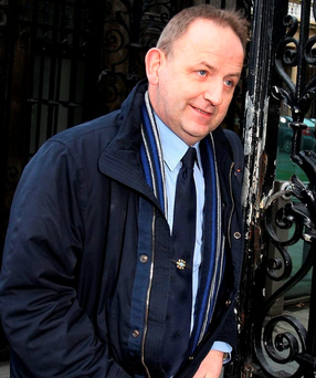 Whistleblower Sergeant Maurice McCabe Photo: Tom Burke