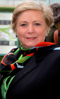 Tánaiste Frances Fitzgerald Photo: Gerry Mooney